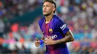 Barcelona Vice-President Rules Out Neymar's Return to Catalan Club