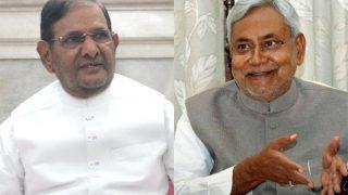 Rift in JD(U): Nitish Kumar Asks Upset Sharad Yadav to Speak in Party Forum