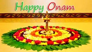 Onam 2017: From Rangoli to Sadhya, Twitter Abuzz With Wishes and Greetings For The Festival
