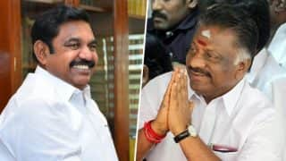 Rift in AIADMK; Unhappy With EPS, OPS Camp Skips Function Celebrating Jayalalithaa's Birthday