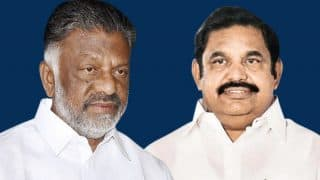 Massive Scare For EPS-OPS Camp as 27 AIADMK MLAs Skip Meeting