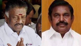 Corruption Charges Against EPS, OPS, 23 Ministers, Tamil Nadu Government to be Dismissed Soon: Claims Dinakaran-Backed Magazine