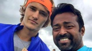 Leander Paes-Alexander Zverev Face First Round Exit at Cincinnati Open