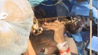 Patient Plays Saxophone During Brain Tumor Surgery to Retain His Musical Abilities