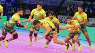 Pro Kabaddi 2017, Highlights: Patna Pirates Beat UP Yoddha 45-42
