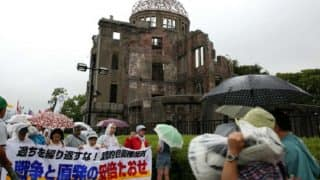 Hiroshima Marks 72nd Anniversary of World War II Atomic Bombings