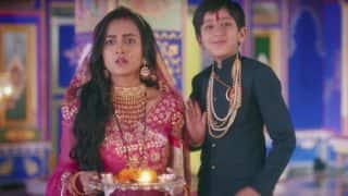 Pehredaar Piya Ki Hits Another Level Of Bizarre As Diya And 10-Year-Old Ratan Head For A Honeymoon!