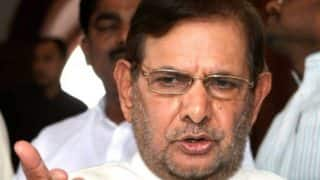 Setback For Sharad Yadav as EC Rejects His Application Claiming Stakes Over JD(U) Party Symbol