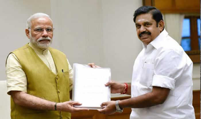 Merge factions to enter ruling coalition — BJP to AIADMK