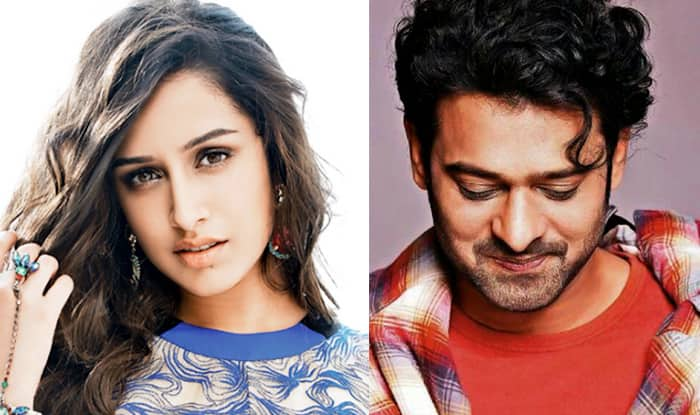 Shraddha Kapoor bags lead role opposite Prabhas and a hefty paycheque