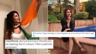 Priyanka Chopra's Tricolour Scarf, Divyanka Tripathi's Strong Opinions & Everything That Was Trolled Post Independence Day