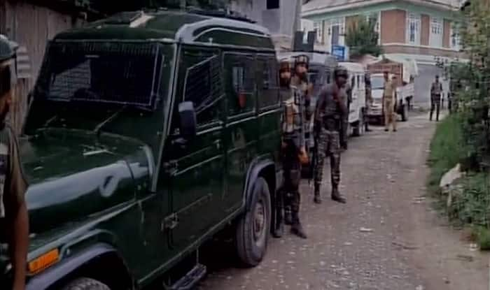 Pulwama encounter: 3 terrorists holed up, search operation underway