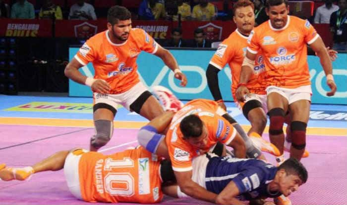 Mumbai rains also hit Pro Kabaddi League, matches postponed