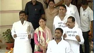 RJD Disrupts Bihar Assembly Demanding Nitish Kumar's Resignation Over Srijan Scam
