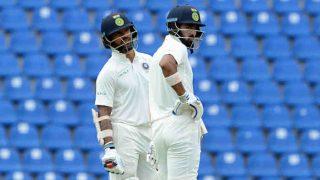 India vs Sri Lanka 1st Test, Day 4: KL Rahul, Shikhar Dhawan Put Hosts Back on Track
