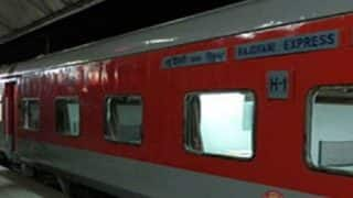 Rajdhani Theft Case: 14 Railway Staff Members Suspended After Passengers Raised Suspicion