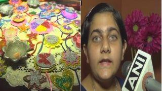 J&K Girls Make Rakhis at Home to Boycott 'Made in China' Threads on Raksha Bandhan