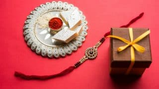 Happy Raksha Bandhan 2019: Best Status, Messages, WhatsApp GIFs, Facebook Images, Greetings , Quotes to Send Your Brother And Sister
