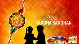 Raksha Bandhan Messages & Images: Best Happy Raksha Bandhan 2017 Wishes, WhatsApp GIFs & Facebook Greetings to Celebrate Rakhi