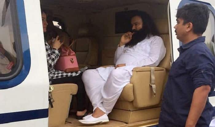 Dera chief Ram Rahim Singh has been receiving favours from Khattar government