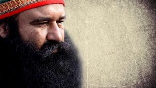 CBI Court to Hear Murder Case Against Dera Sacha Sauda Chief Gurmeet Ram Rahim Singh Today