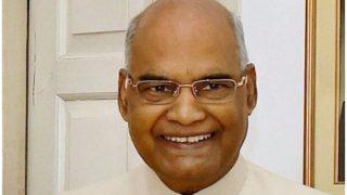 President Ram Nath Kovind Greets People on Eve of Eid-ul-Zuha