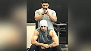 Ranbir Kapoor's Latest Beefed Up Picture For Sanjay Dutt's Biopic Will Make Your Wait To Watch The Film Difficult