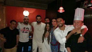 After Ranbir Kapoor, Ranveer Singh Gets Pally With Ladylove Deepika Padukone's Ex Boyfriend Yuvraj Singh- View Pic