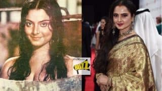 Rekha Flaunting an Off-Shoulder Top in This Old Picture Proves That She is Bollywood's Evergreen Beauty
