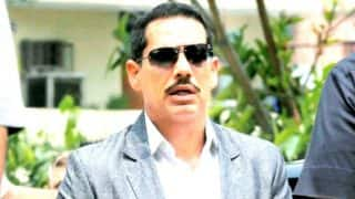 Bikaner Land Scam: Robert Vadra Says, 'Not Done Any Wrong, Not Running Away'