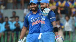 Rohit Sharma is Currently Better Batsman Than Virat Kohli: Sandeep Patil