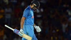 Rohit Sharma Blames India's Batting For Loss Against Sri Lanka in 1st ODI