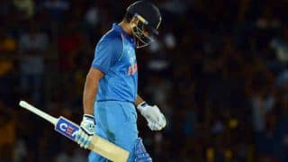 India vs South Africa 4th ODI: Rohit Sharma's Struggle Continues