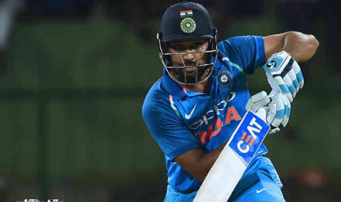 रोहित शर्मा बने टी20 में सबसे ज्यादा छक्के लगाने वाले भारतीय बल्लेबाज (Getty)