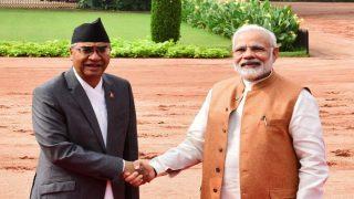 प्रधानमंत्री देउबा ने कहा- नेपाल कभी भी भारत विरोधी गतिविधि की इजाजत नहीं देगा