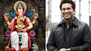 Sachin Tendulkar Asks People To Attend Diabetes Camp At Siddhivinayak Temple on Ganeshotsav