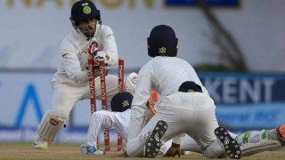 India vs Sri Lanka 2017: Wriddhiman Saha Proves He is India's Best Wicket-keeper