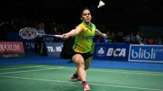 BWF World Championships 2018: Saina Nehwal Outplayed By Carolina Marin In Quarter-Finals, Crashes Out of Tournament