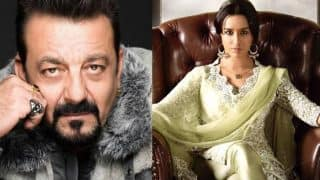 Is Sanjay Dutt The Reason Behind Shraddha Kapoor's Haseena Parkar delay? Exclusive