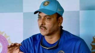 Ravi Shastri Believes it is Important For Team India to Make a Mark in Test Cricket