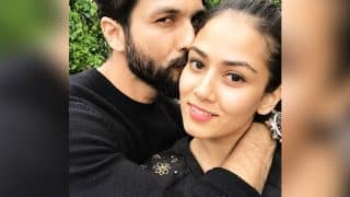 Shahid Kapoor Shares A Romantic Picture With Wife Mira Rajput, But We Are Gushing Over The Caption!