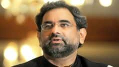 Former Pak PM Shahid Khaqan Abbasi Arrested on Corruption Charges of Rs 10,000 Crores