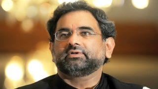 शाहिद खाकन अब्बासी झाले पाकिस्तानचे नवे पंतप्रधान