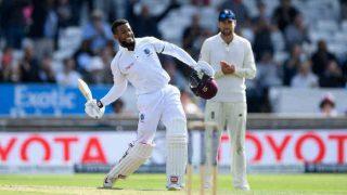 शाई होप ने दोनों पारियों में शतक जड़ते हुए रचा इतिहास, विंडीज ने इंग्लैंड में 17 साल बाद दर्ज की पहली टेस्ट जीत