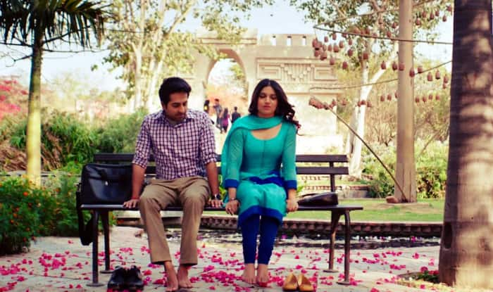 First song from Shubh Mangal Saavdhan released