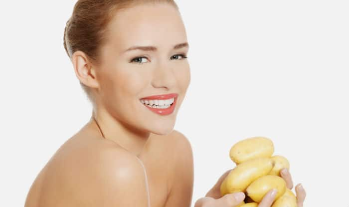 Image result for potato in beauty