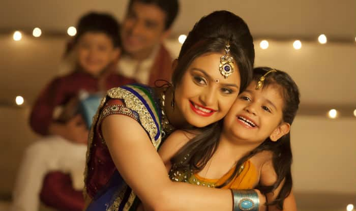 d2220d5d0 Janmashtami 2017  Tips to dress up your daughter as Radha for ...