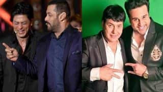 Salman Khan And Shah Rukh Khan To Clash On TV, Krushna Abhishek - Sudesh Lehri's Tiff, Kapil Sharma - Sunil Grover Patch Up: Television Week In Review