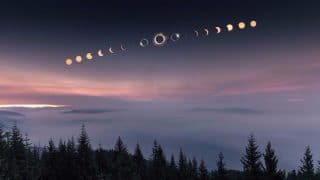 Total Solar Eclipse of August 21 in Pictures: See Amazing Photos and Videos From The US