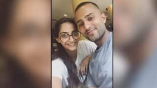 Sonam Kapoor Wraps Veere Di Wedding; Vacations In Singapore With Rumoured Boyfriend Anand Ahuja (View Pics)